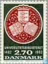 Postage Stamps - Denmark - University Library