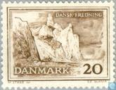 Postage Stamps - Denmark - Natural Monuments