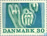 Postage Stamps - Denmark - Sports