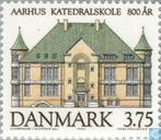 Postage Stamps - Denmark - Aarhus Cathedral school