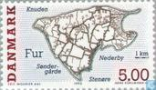 Postage Stamps - Denmark - Islands