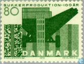 Postage Stamps - Denmark - Sugar Manufacture