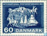 Centenary of the First International Postal Conference in Paris