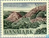 Timbres-poste - Danemark - Protection de la nature