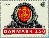 Postage Stamps - Denmark - Europe – Post offices