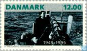 Postage Stamps - Denmark - Europe – Peace and freedom