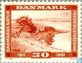 Timbres-poste - Danemark - Association de la nature