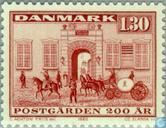 Postage Stamps - Denmark - Post Office Købmagergade