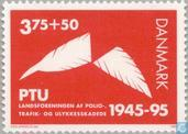 Postage Stamps - Denmark - Victim Association