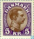 Postage Stamps - Denmark - King Christian X