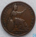 United Kingdom 1 farthing 1826