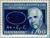 Niels Bohr (1855-1962) atome