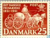 Postage Stamps - Denmark - Stamps-Jubilee