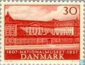 Postzegels - Denemarken - Nationaal Museum