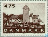 Postage Stamps - Denmark - Jutlandse village churches