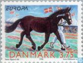 Postage Stamps - Denmark - Europe – Festivals and national Celebrations