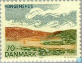 Postage Stamps - Denmark - Tourism