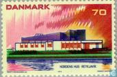 Postage Stamps - Denmark - Nordic Cooperation