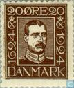 Postage Stamps - Denmark - Mail 1624-1924