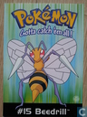 Beedrill - Pokemon