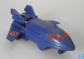 X-Men Blackbird Jet