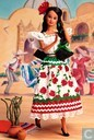 Dolls of the World - Mexican Barbie 2nd Edition