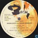 Disques vinyl et CD - Scott, Rhoda - Take a Ladder