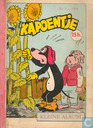 Comic Books - Kapoentje, 't (magazine) (Dutch) - Kleine album 1-54