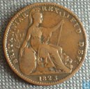 United Kingdom 1 farthing 1823