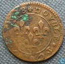 France A Double Tournois 1638 (··)