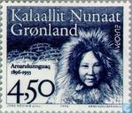 Postage Stamps - Greenland - Europe – Famous Women