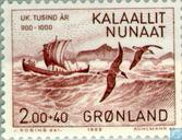 Postage Stamps - Greenland - Colonization