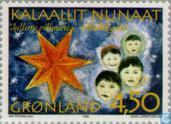 Postage Stamps - Greenland - Kierstmis