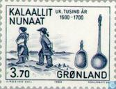 Timbres-poste - Groenland - Colonisation