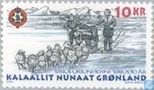 Postage Stamps - Greenland - Sled Patrol Sirius