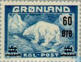 Timbres-poste - Groenland - Ours polaire-mentions légales