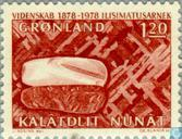 Postage Stamps - Greenland - Scientific research