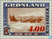 Timbres-poste - Groenland - Libération