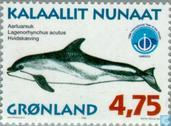 Timbres-poste - Groenland - Baleines