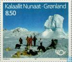 Postage Stamps - Greenland - Norden-Tourism