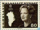Postage Stamps - Greenland - Queen Margrethe II