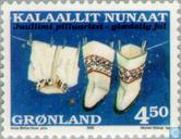 Postage Stamps - Greenland - Christmas
