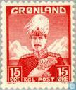 Postage Stamps - Greenland - King Christian X