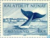 Postage Stamps - Greenland - Greenland animal world