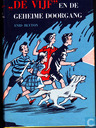 "Books - Famous Five, The - ""De Vijf"" en de geheime doorgang"
