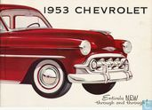 1953 CHEVROLET Entirely NEW
