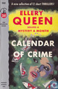 Calender Of Crime