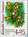 Timbres-poste - Groenland - Orchidées