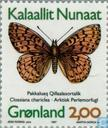 Timbres-poste - Groenland - Papillons