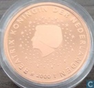 Netherlands 2 cent 2000 (PROOF)